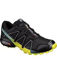 Salomon 萨洛蒙 男 越野跑鞋 SPEEDCROSS 4