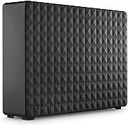 Seagate 希捷 Expansion SSD 固态硬盘STEB14000402  Desktop HDD 14TB