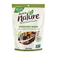 Back to Nature Non-GMO Trail Mix, Nantucket Blend, 10 Ounce (Pack of 9)