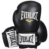 Everlast fighter 皮革拳击训练手套