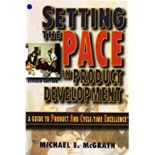Setting the PACE in Product Development (English Edition)