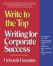 Write to the Top: Writing for Corporate Success (English Edition)