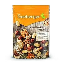 Seeberger 混合坚果仁,12袋 (12 x 150 g)