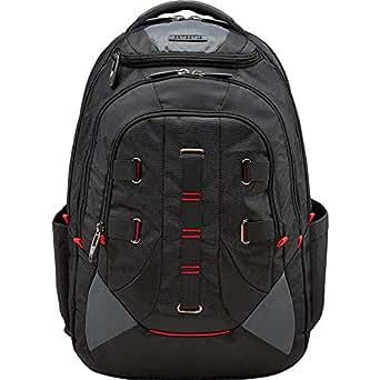 Samsonite 新秀丽 Crosscut 笔记本电脑背包  黑色/红色 One Size