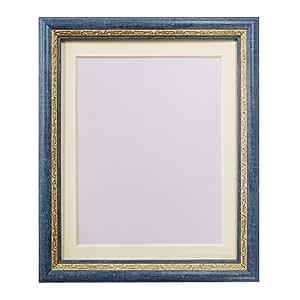 Aluna 画框 APS-02 150角 蓝色