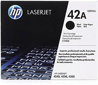 HP 42A | Q5942A | 碳粉盒 | 黑色