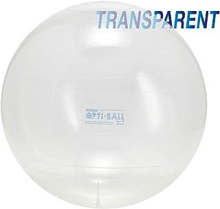 GYMNIC Opti 球 55,透明