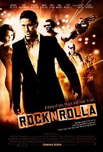 Rocknrolla 27 x 40 Movie Poster - Style A