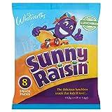 Whitworths Sunny Raisin 8 x 14 g (Pack of 12)