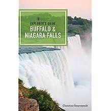 Explorer's Guide Buffalo & Niagara Falls (First Edition)  (Explorer's Complete) (English Edition)