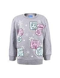 Disney 迪士尼女童冰雪奇缘多色运动衫