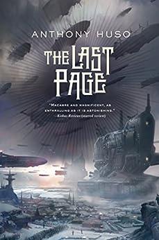 """The Last Page (English Edition)"",作者:[Anthony Huso]"
