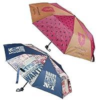 Harry Potter 折叠雨伞,棕色