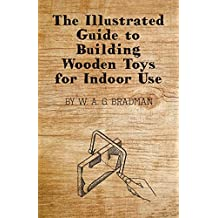 The Illustrated Guide to Building Wooden Toys for Indoor Use (English Edition)