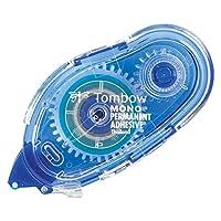 Tombow 0.33 x 39 英寸永久单色胶分配器,蓝色