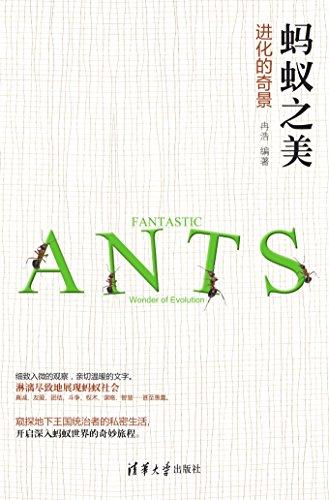 蚂蚁之美:进化的奇景 - 冉浩(epub+mobi+azw3)