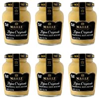 Maille Mustard, Dijon Originale No Added Sulfites, 7.5 oz, 6 Count