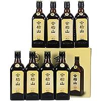 会稽山 绍兴黄酒 清爽五年陈 善酿酒 半甜型 500mlx8 8瓶整箱装