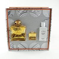 [Hermes] 24 Faubourg Gift Set - 50 ml EDP 喷雾 + 39 ml Body Lotion + 8 ml EDP Mini (亚马逊海外卖家)