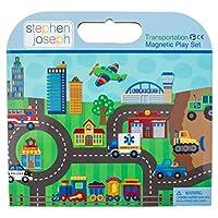 Stephen Joseph Magnetic Play Set, Transportation