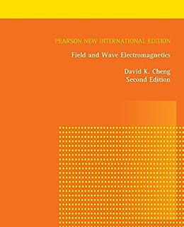 """Field and Wave Electromagnetics: Pearson New International Edition (English Edition)"",作者:[David K. Cheng]"