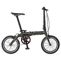HEAD(头)×CHACLE(CHACLE)FOCO(FOCO)折叠式自行车 [16英寸 无孔 轻质铝框 单圈 轮行 折叠] FDR-CC-HE160AL