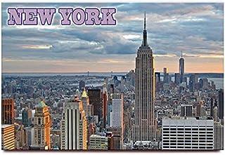 Empire State Building 冰箱磁贴纽约旅行纪念品