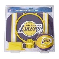 NBA 洛杉矶湖人队垃圾软质球场套装