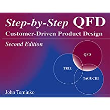 Step-by-Step QFD: Customer-Driven Product Design, Second Edition (English Edition)