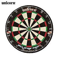Unicorn Upl Eclipse Pro2 Standard Pdc Endorsed Bristle, Black