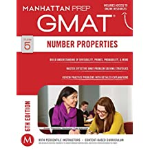 GMAT Number Properties (Manhattan Prep GMAT Strategy Guides Book 5) (English Edition)