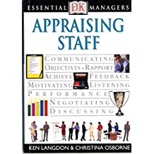Appraising Staff (Essential Managers) (English Edition)