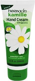 Herbacin-Kamille护手霜,含甘油原味-3.4 fl. 盎司