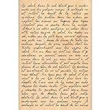 手印文字 Florilèges-FHA208074 邮票剪贴簿 15 x 10 x 2.5 厘米