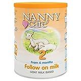 Nannycare 二阶牛奶(6个月+)6罐装(6 * 900g)