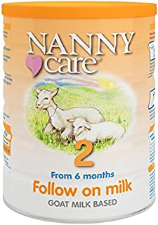 Nannycare 二阶牛奶(6个月+)6罐装(6*900g)