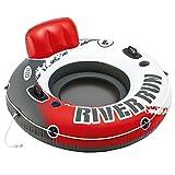 Intex Red River Run 1 消防版运动躺椅,充气水浮,直径 134.62 厘米 168 months to 1200 months n.a. 红色