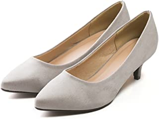 Menu ' E 5cm 跟尖头鞋浅口鞋 [ 5cm 跟 ]