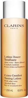 Clarins 嬌韻詩橙水柔膚水200ml 舒緩化妝水溫和爽膚水敏感肌孕婦可用黃水