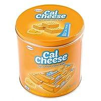 Calcheese 钙芝 奶酪味芝士威化饼干芝士味405g*2(印度尼西亚进口)(亚马逊自营商品, 由供应商配送)