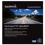 Garmin City Navigator 2010 德国/奥地利/新西兰/新西兰/列支敦/意大利北/法国地图微型 SD 卡010-11379-00