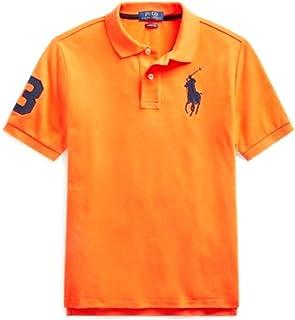 Polo Ralph Lauren 保罗拉夫劳伦 男式定制修身版型网布网球衫