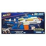 Hasbro 孩之宝 Nerf B1538EU6 N-Strike Modulus Ecs-10,玩具盒,蓝色