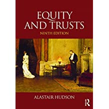 Equity and Trusts (English Edition)