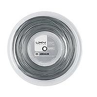 Luxilon 中性网球拍弦线 Adrenaline 125 灰色 1,25 mm