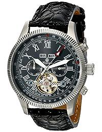 Burgmeister 伯格麦斯特 德国品牌 机械手表 男士腕表 时尚潮流 BM330-122(亚马逊自营商品, 由供应商配送)