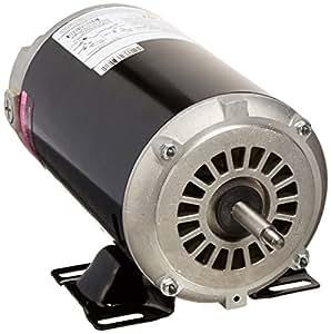NIDEC MOTOR CORPORATION AGD15FL1 THRU BOLT 1.5HP 115/230V 伏特