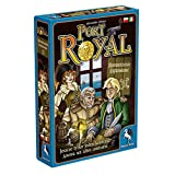 Pegasus 游戏 18141PLIT - 纸牌游戏端口皇家:罗兹切尼/西班牙人