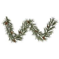 Vickerman Nederland Mixed Pine 系列花环 R173415LED