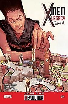 """X-Men: Legacy (2012-2014) #14 (English Edition)"",作者:[Spurrier, Simon]"